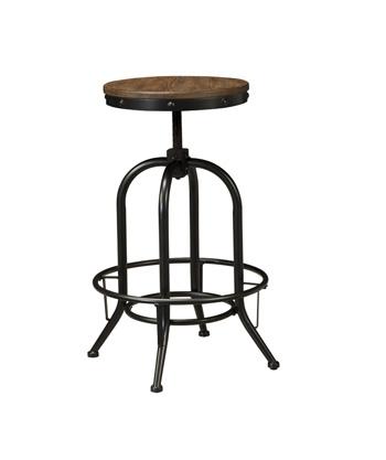 Pinnadel Adjustable Height 30 Bar Stool Dining Benches Dining